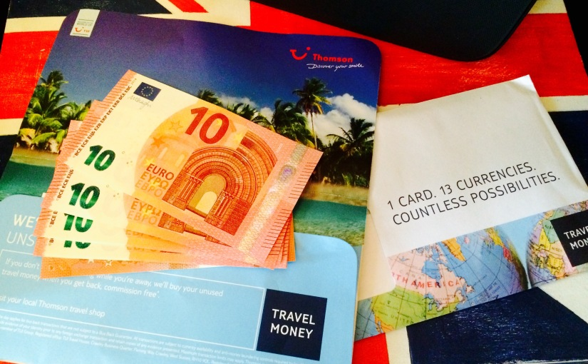 Travel Diary: Spain: 4 days togo