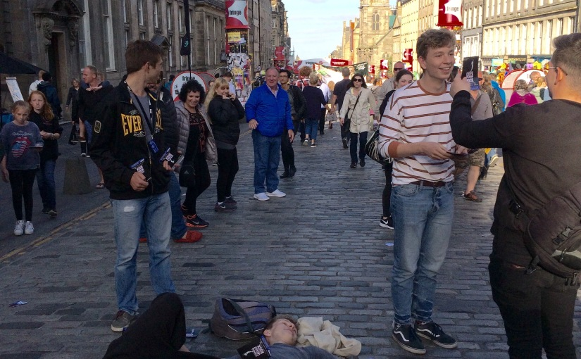 Edinburgh Fringe: Daytime