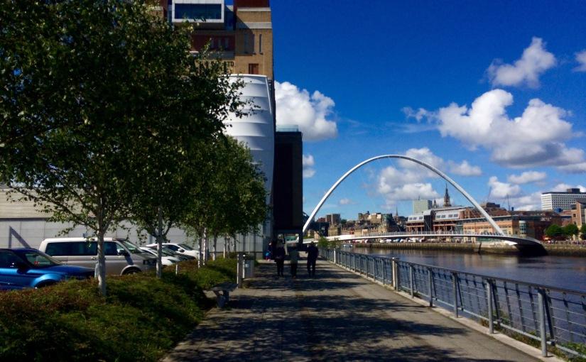 Sunday morning riverwalks