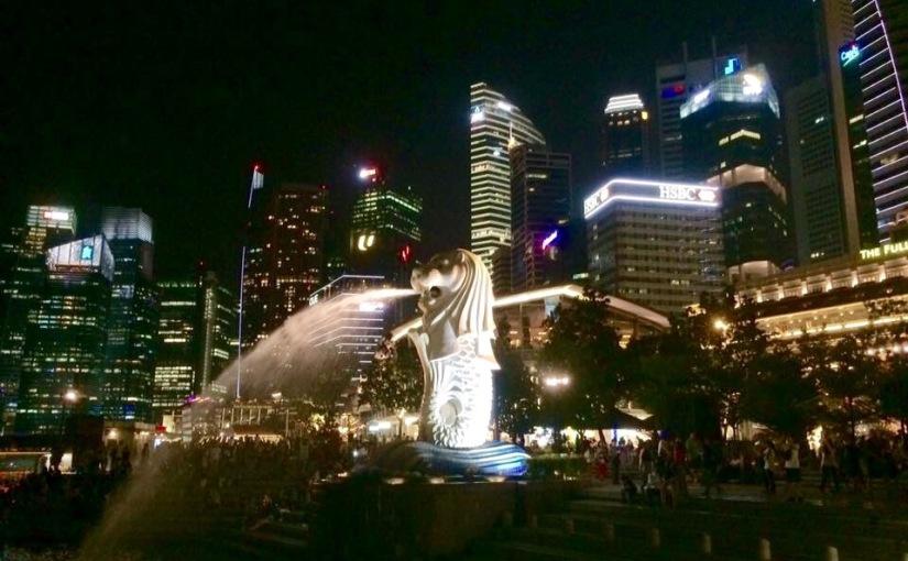Travel Diary: I'm so pleased I did the Free Singapore Tour atnight!