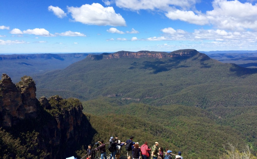 Travel Diary: The Blue Mountains are stunning