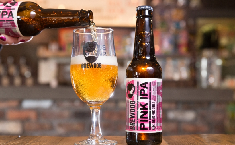 Happy International Womens Day (and the recent debate about pinkbeer)