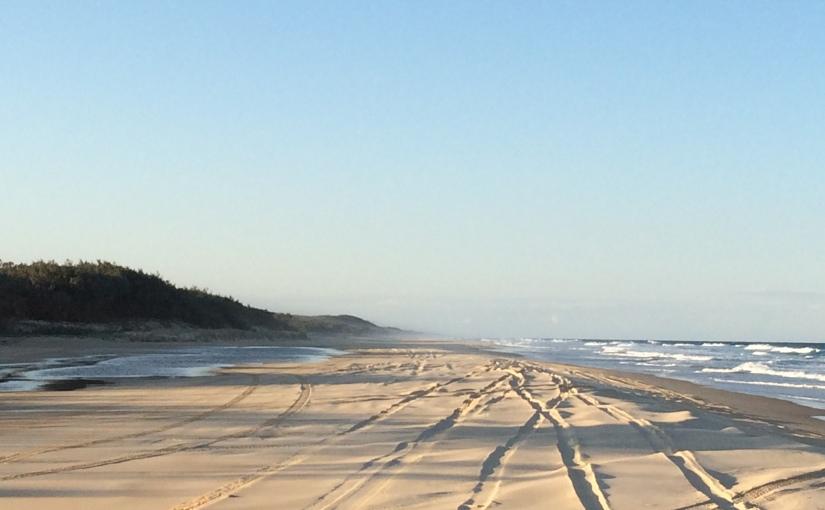 Travel Diaries: 75 Mile Beach (Fraser Islandtrip)