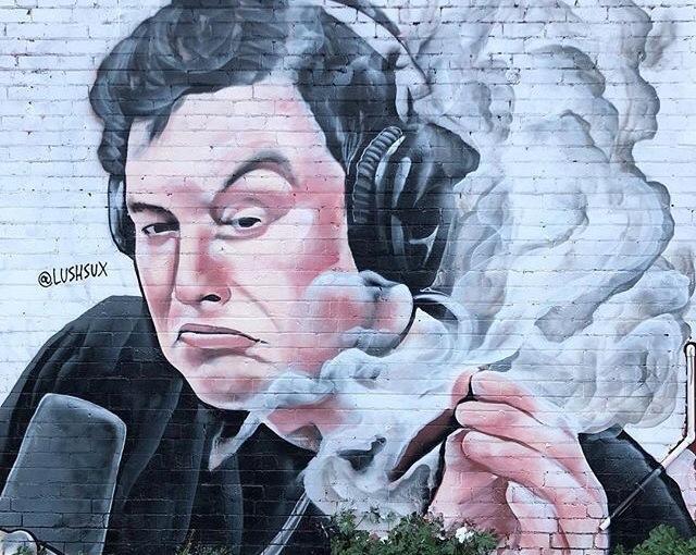 My thoughts on Elon Musk smokingweed