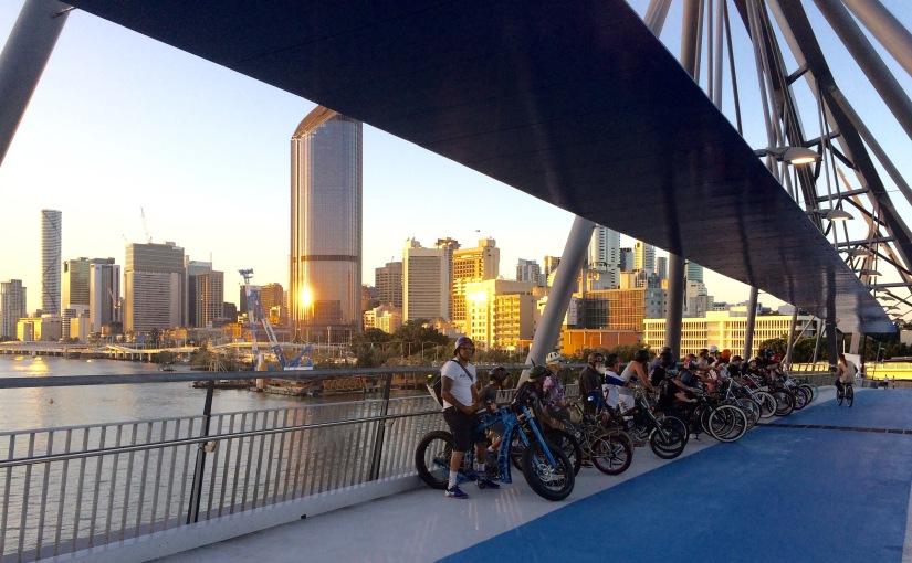 My kind of bikeride