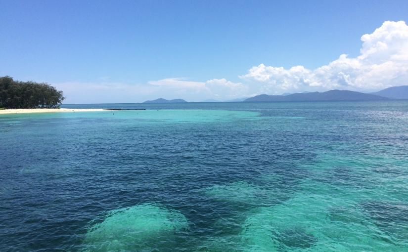 A short but sweet visit to Green Island (Great BarrierReef)