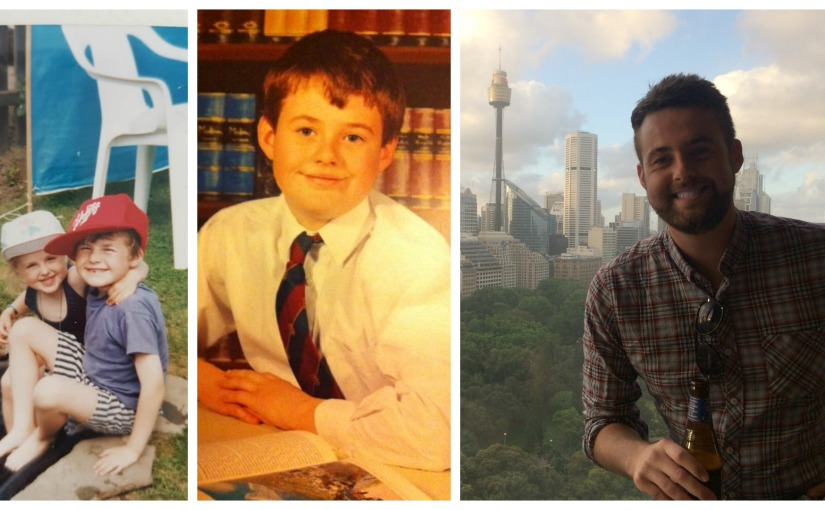 Then and now: Turning thirty and being okay withit