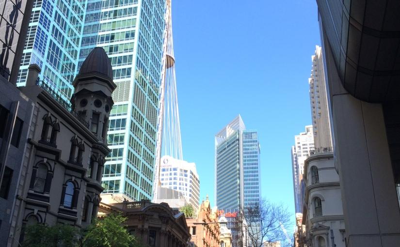 My Australian Journey #2: Arriving inSydney