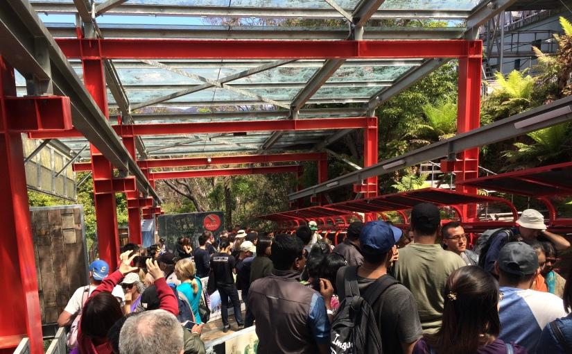 My Australian Journey #12: The steepest train journey in theworld