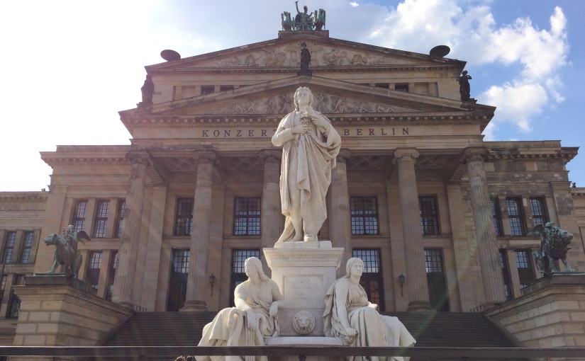 Travel Diary: My first time in Berlin! (warning, 80+photos)
