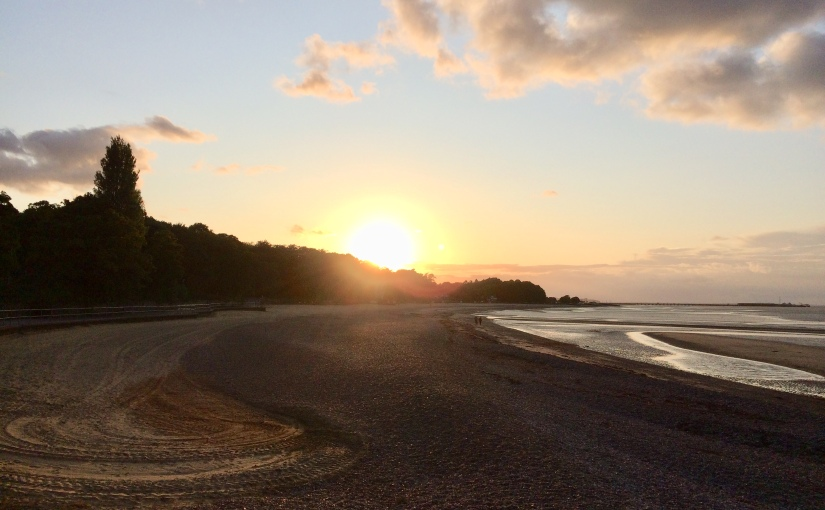 A family trip to the beautiful Isle ofWight