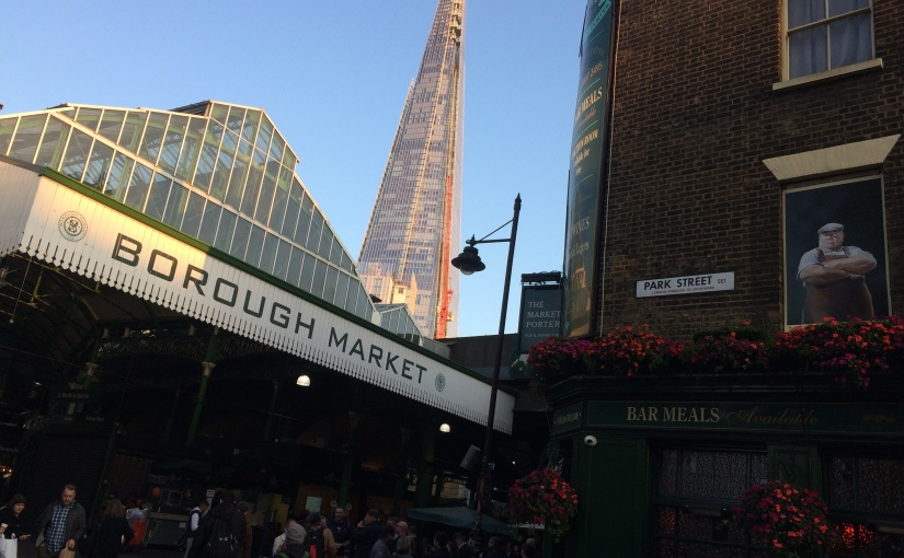 The impossible task of listing everything I want to do inLondon