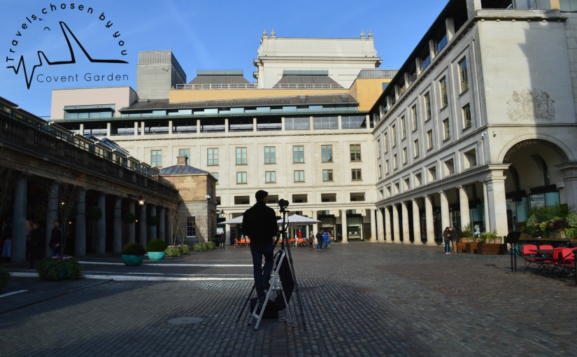 Travels chosen by you: CoventGarden