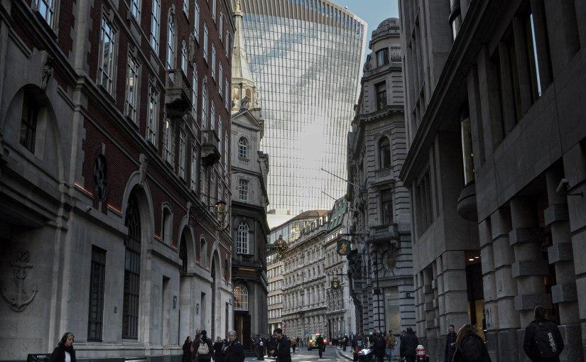 London's modern landmarks