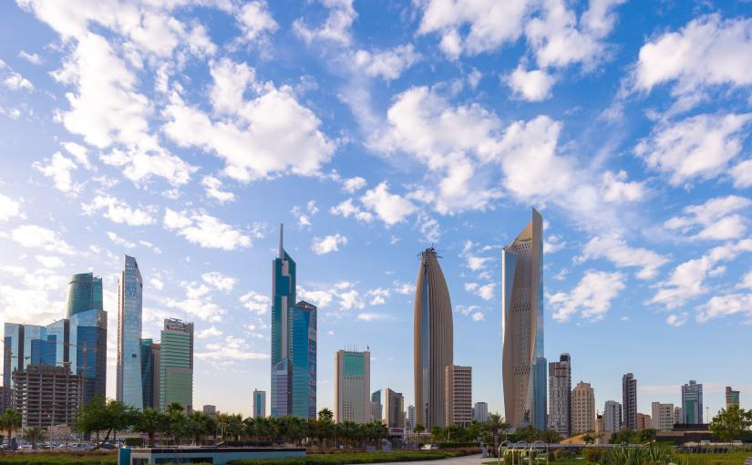 Life in lockdown: Teaching a class in Kuwait… from the UK