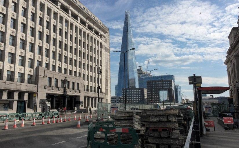 London Bridge is closingdown…