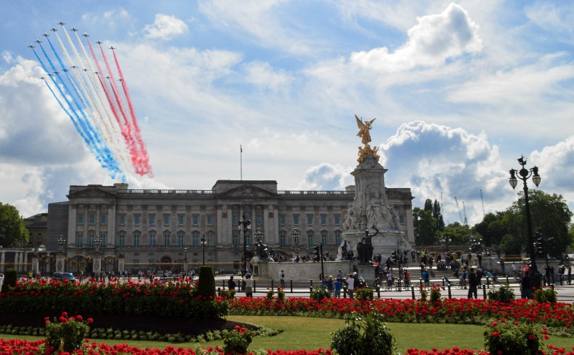 Two amazing moments I experienced in London lastweek
